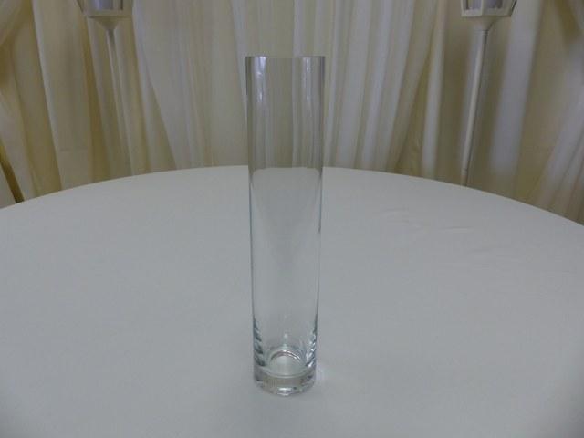 16inch x 3inch Cylinder Vase