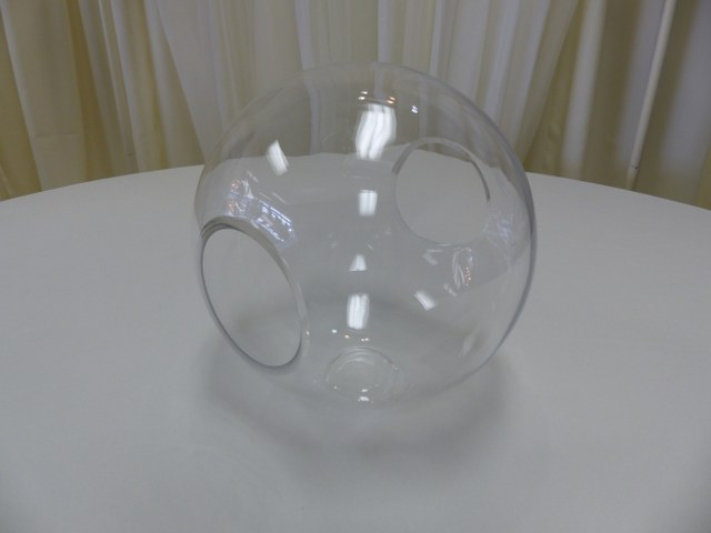 2 Open Sided Bowl