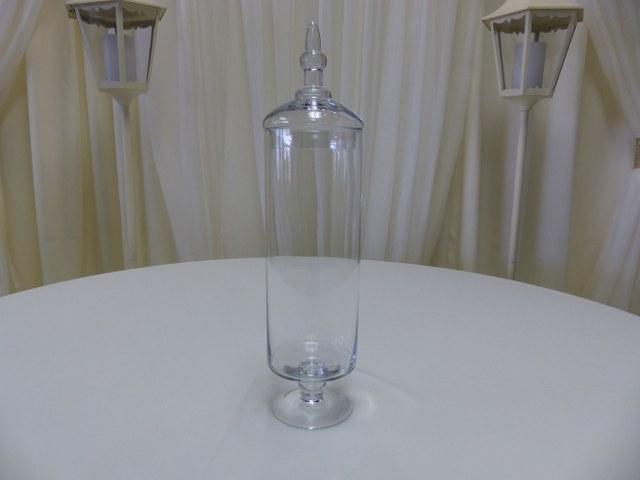 20inch Lidded Apothocary Jar