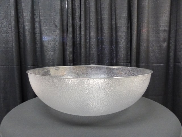 24inch Acyrlic Serving Bowl