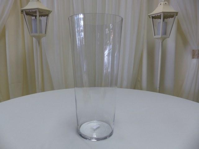 24inch Tapered Cylinder Vase