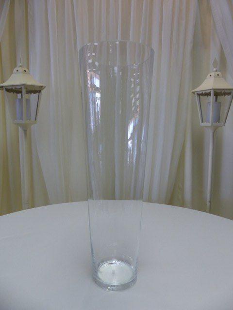 30inch Tapered Cylinder Vase