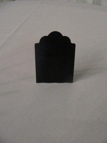 3inch Chalkboard Table Marker