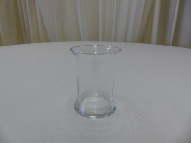 4.5inch Lipped Cylinder Vase