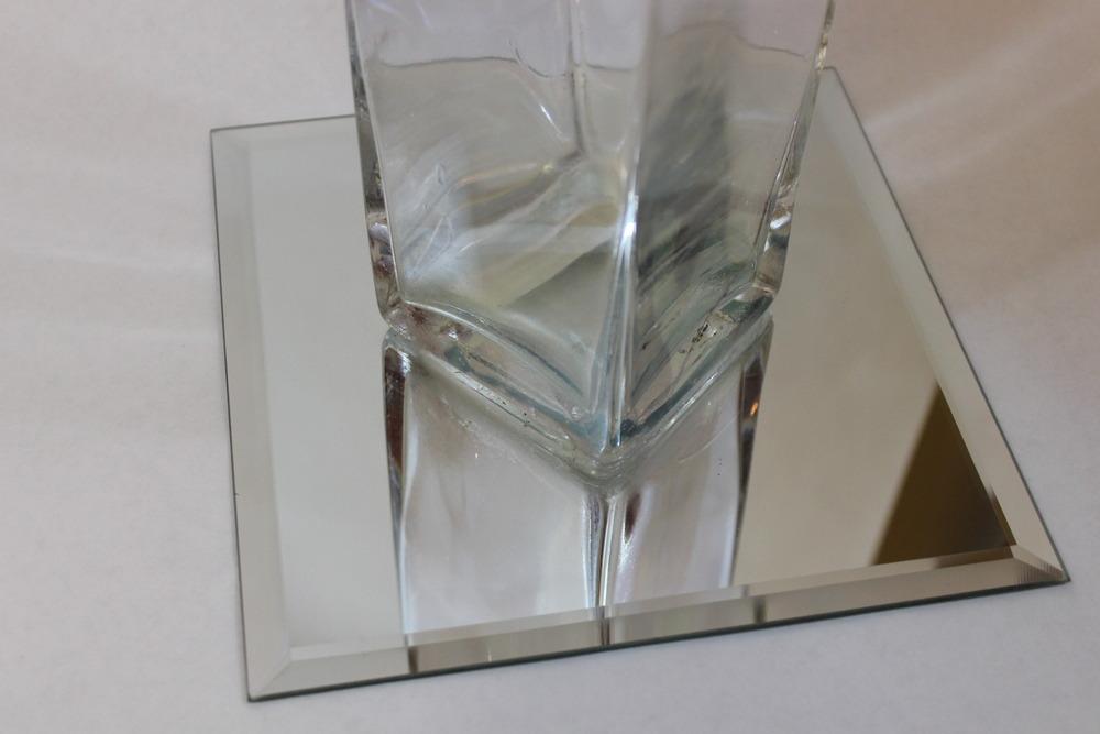 5 inch Square Mirror