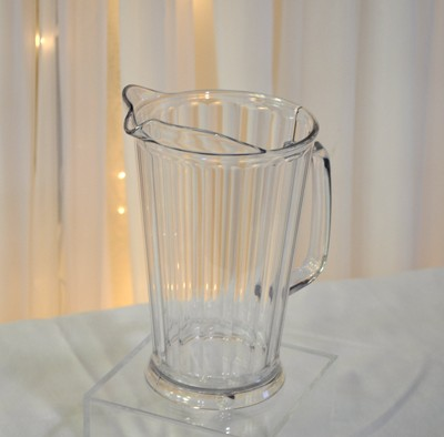 64oz Plastic Water Pitcher