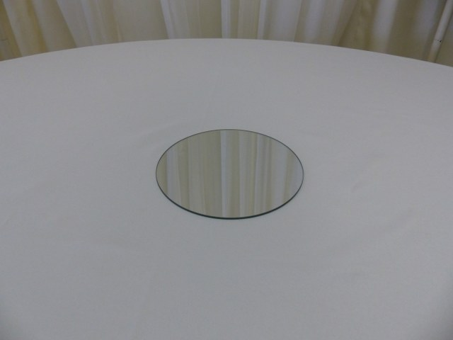 8inch Round Mirror