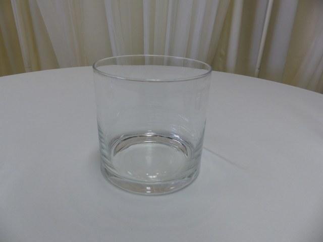 8inch x 8inch Cylinder Vase