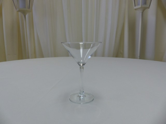 8oz Martini Glass