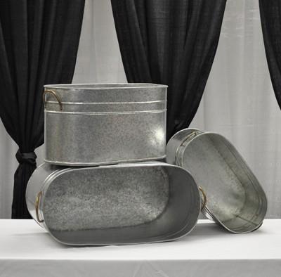 Aluminum Beverage Tubs