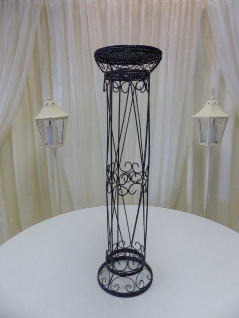 Black Iron Pillar