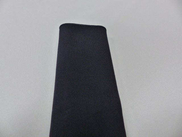 Black Polyester Napkin