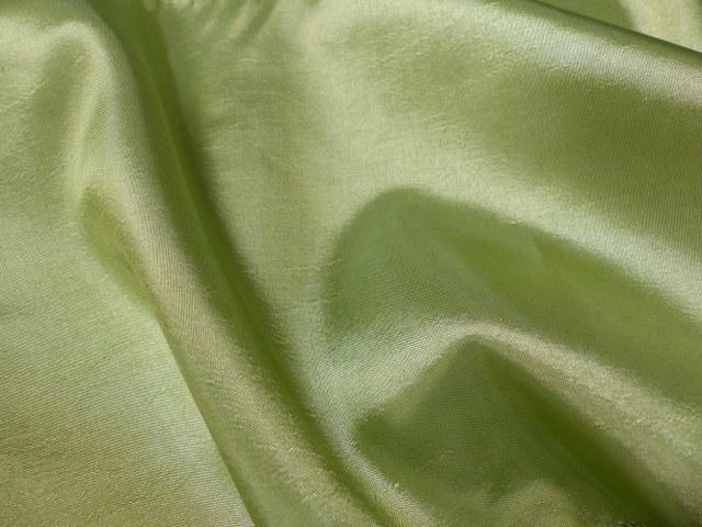 Chartreuse Taffeta