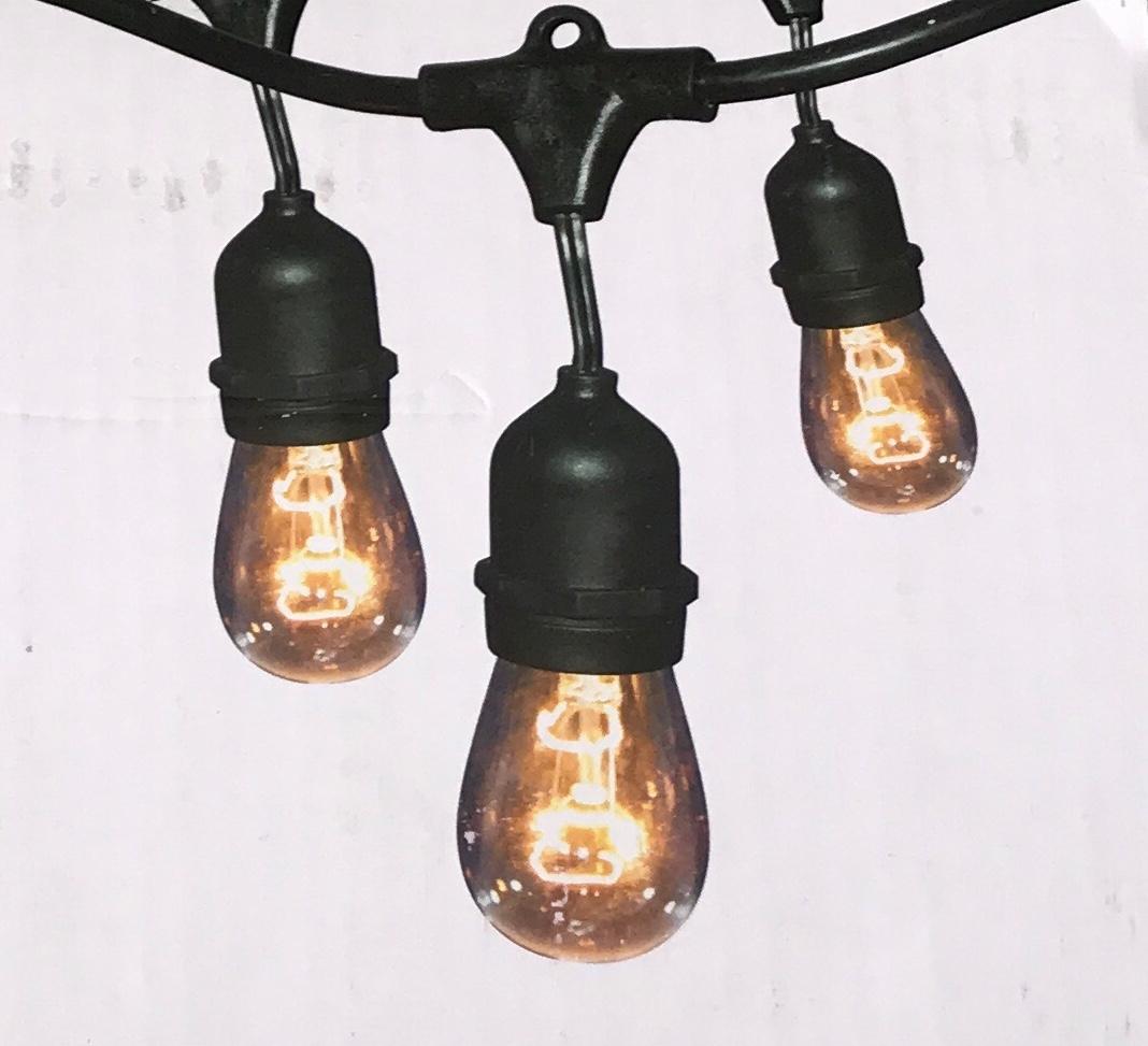 Edison Light Strands