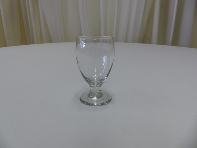 Footed Water Goblet