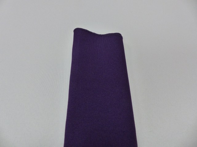 Grape Polyester Napkin