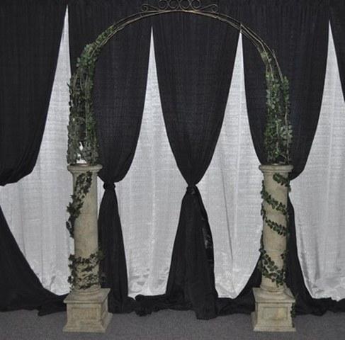 Greystone Garden Arch