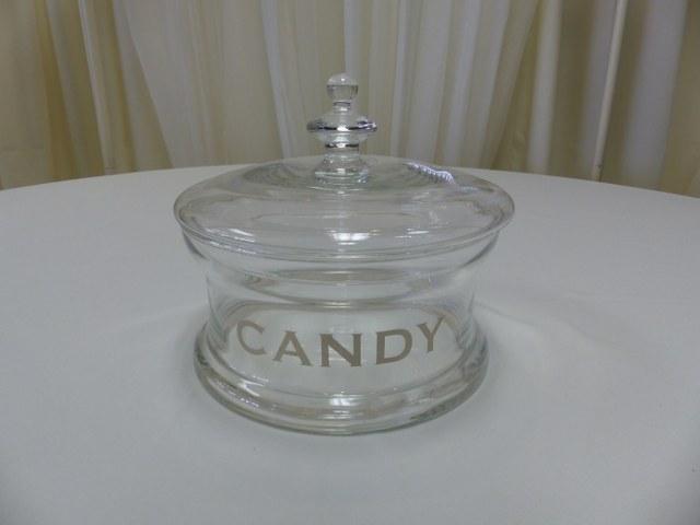 Lidded Candy Jar