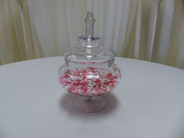 Lidded Paris Candy Jar