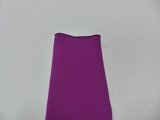 Magenta Polyester Napkin