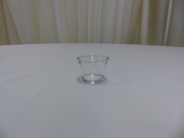 Oyster Cup Votive Holder