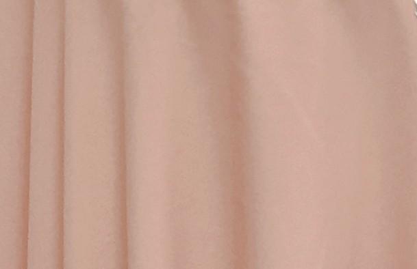 Peach Polyester Table Cloth