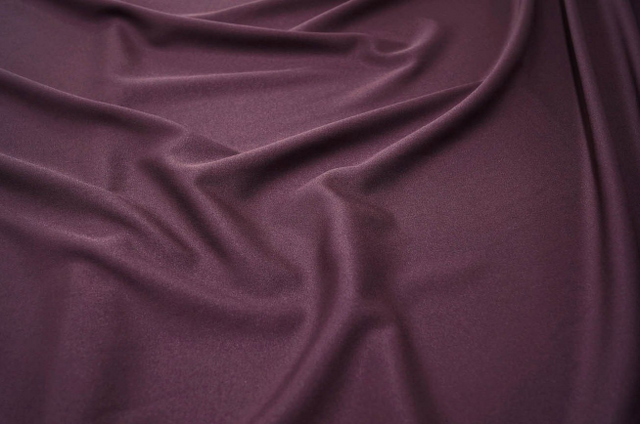 Raisin Polyester Linen