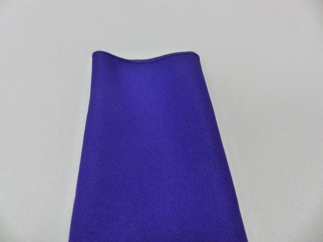 Royal Purple Polyester Napkin