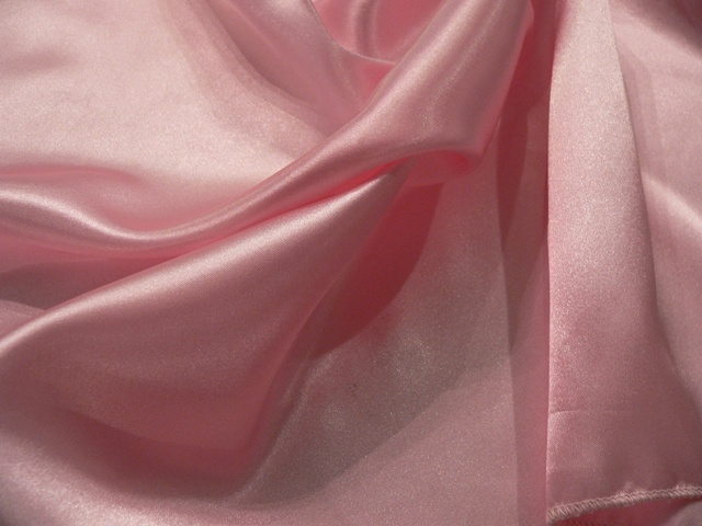 Satin-Light Pink