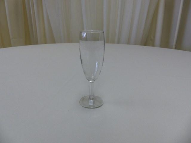 Short Stem Champagne Flute