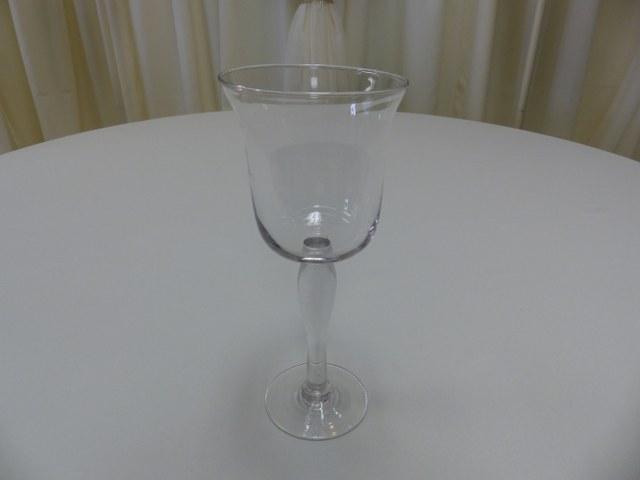 Stemmed Goblet Vase