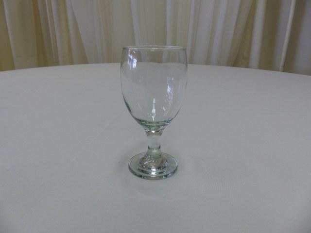 Stemmed Water Goblet