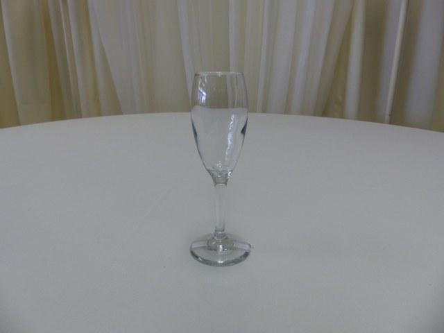 Teardrop Champagne Flute