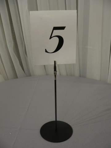 Table Markers