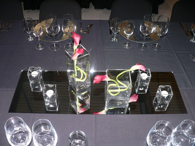 Centrepiece Candle Holders