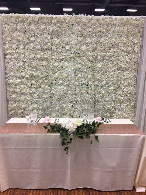 Backdrop Florals