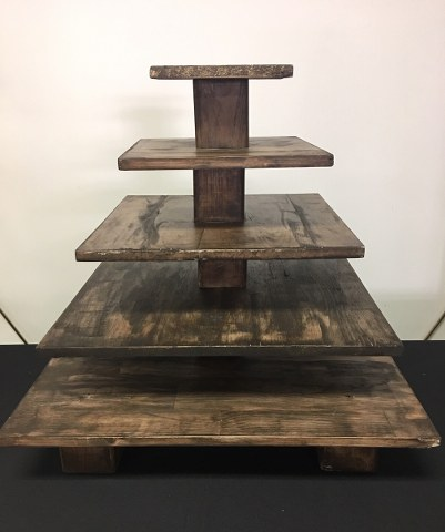 5-Tier Wooden Cupcake Stand_401x480