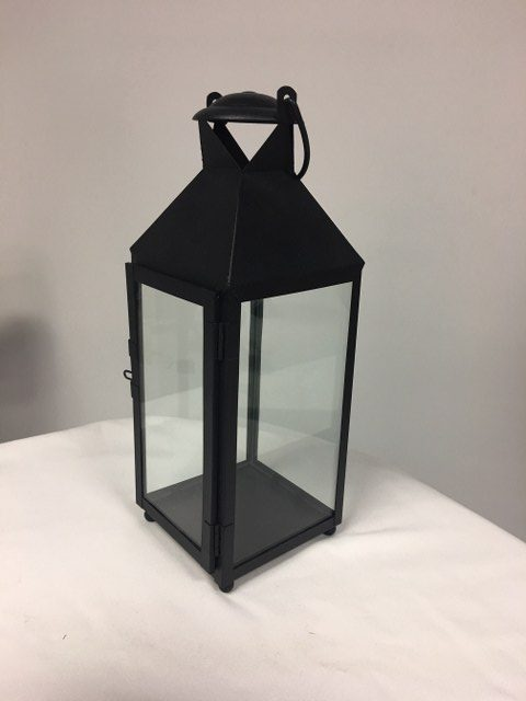 14-inch Tall Black Lantern_640x480