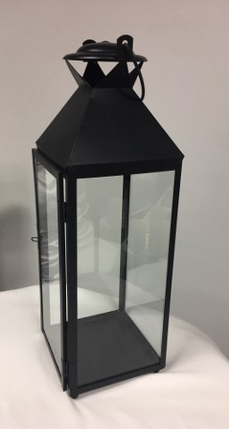 18-inch Tall Black Lantern_257x480