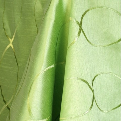 Nova Apple Green Curtain Panel_480x480