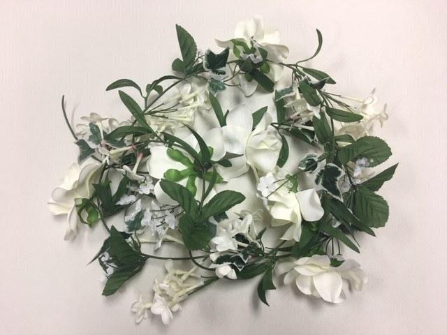 Lily Gardenia Garland, 6ft_640x480
