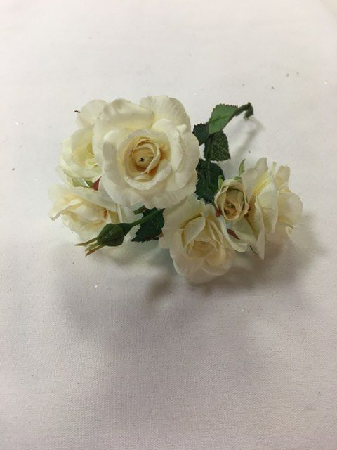 Mini Emily Rose Pic, Artificial, Ivory_640x480