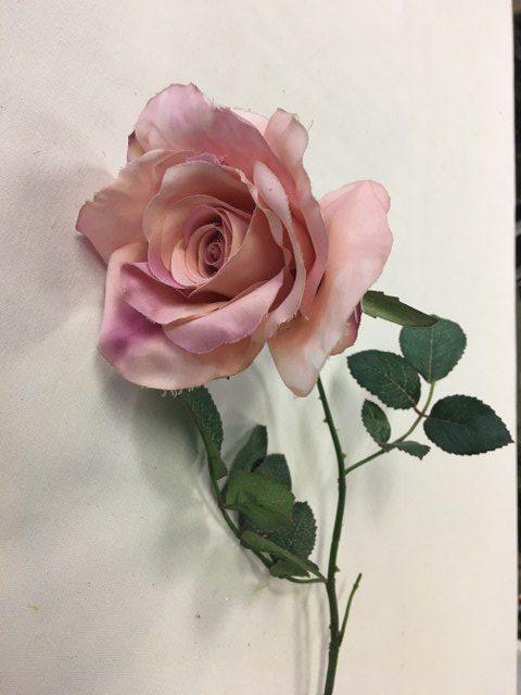 Artificial Twiggy Stem Rose, Pink_640x480