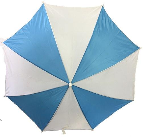 Blue and White Umbrella_503x480